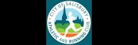 City of Salisbury Athletic and Running Club's logo