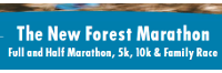 New Forest Full and Half Marathon