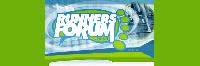 Runners Forum's logo